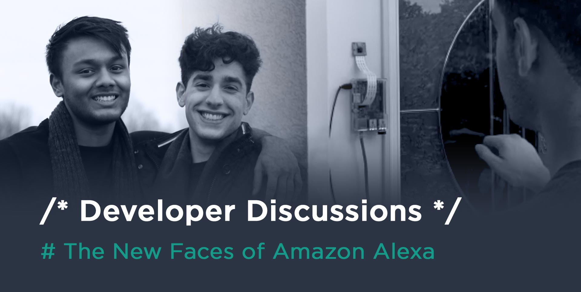Developers Create Amazon Alexa Doorbell With Kairos Face