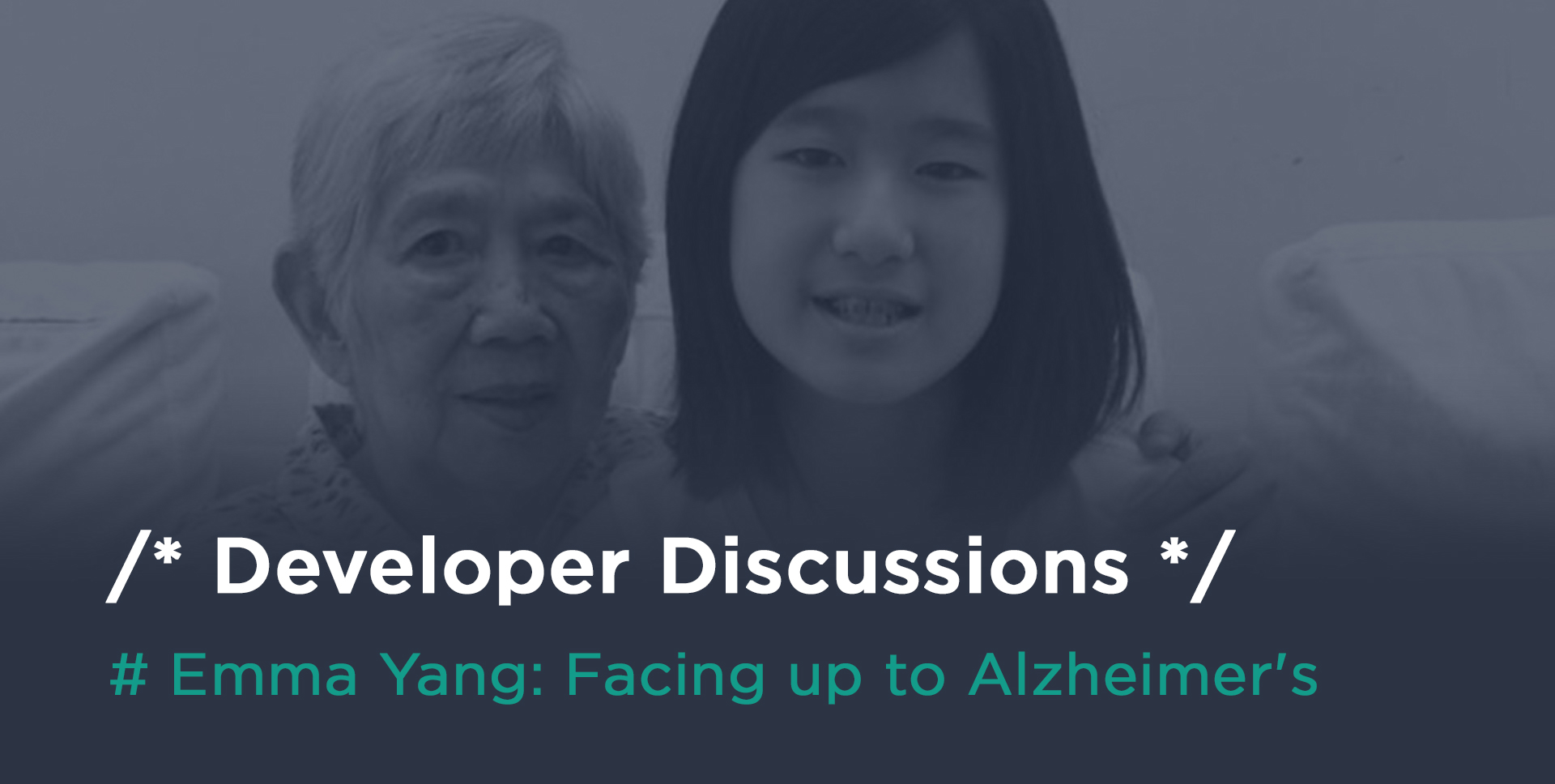 Photo of a Emma Yang, creator of the 'Timeless' Alzheimer's app