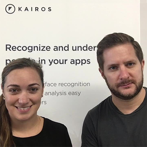Kairos: Serving Businesses with Face Recognition